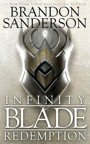 infinity blade book 1 redemption infinity blade 2 by brandon sanderson