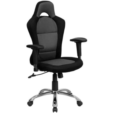 roosevelt chair roosevelt computer chair mesh fabric w headrest