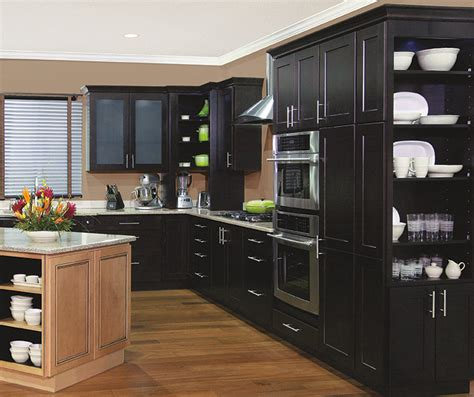 java kitchen cabinets hickory kitchen cabinets homecrest cabinetry