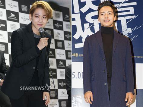 judul film exo baekhyun exo dikonfirmasi debut film bersama aktor yeo jin goo