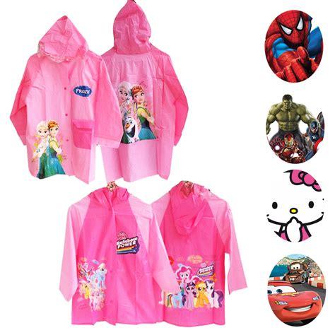 Piyama Anak Karakter My Pony Glow In The Sgw 8 3 jas hujan anak karakter frozen my pony cars