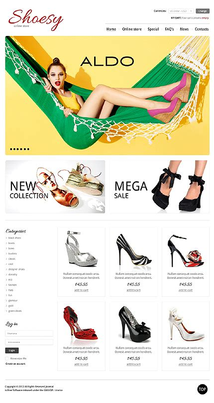 top fashion virtuemart templates