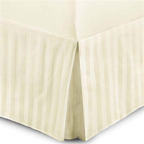pattern valance sheet hotel quality satin stripe t230 100 egyptian cotton base