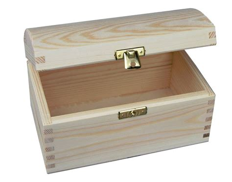 Small Storge Box small wooden storage box with lid