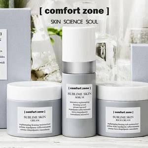 comfort zone renew day spa salon
