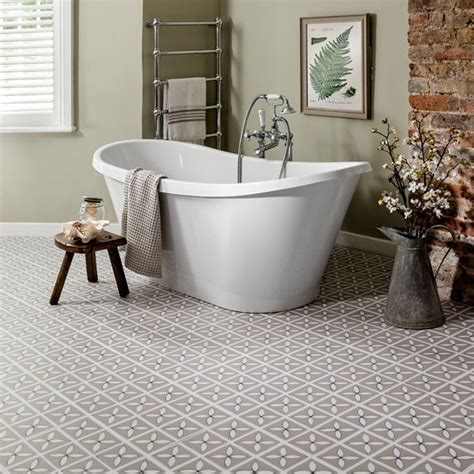 Lattice Pebble Grey ? Flooring design by Dee Hardwicke for