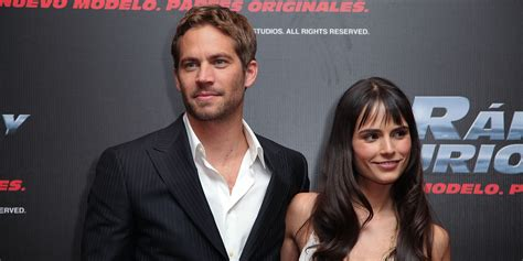 Jordana Brewster Engaged by Paul Walker Www Pixshark Images Galleries