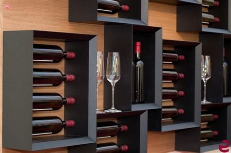 Home Wine Rack by Esigo 5 A Wine Bookcase For Your Home Modern Wine
