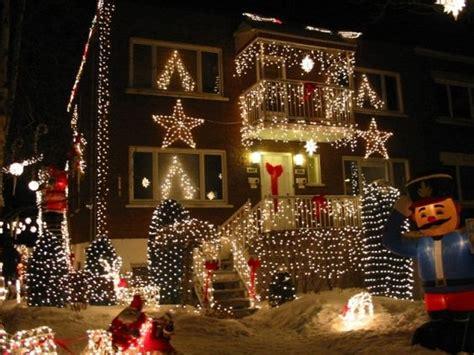 les decorations de noel montreal quebec montreal i