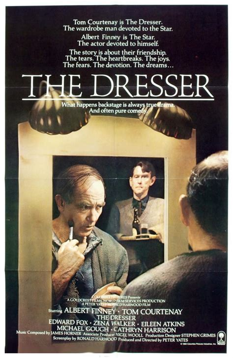 The Dresser 1983 the dresser 1983 filmaffinity