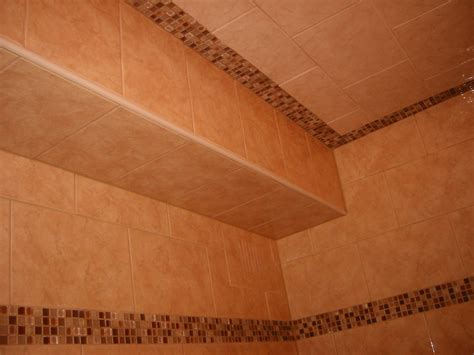 bathroom tile corner trim color glass mosaic tiles walls and ceiling all about