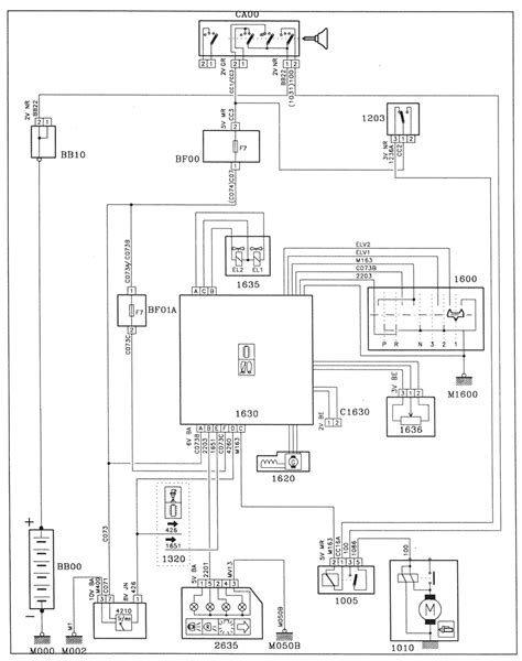 peugeot 106 mb3 automatic gearbox wiring diagrams