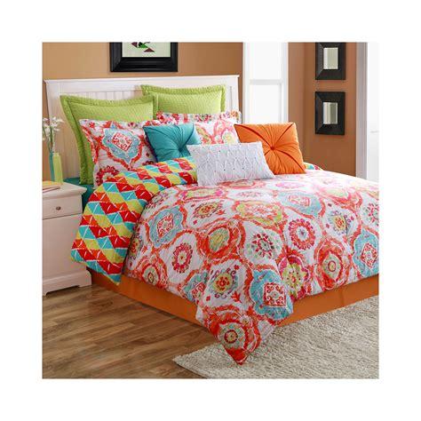 cheap panama jack coral sea 7 pc comforter set now