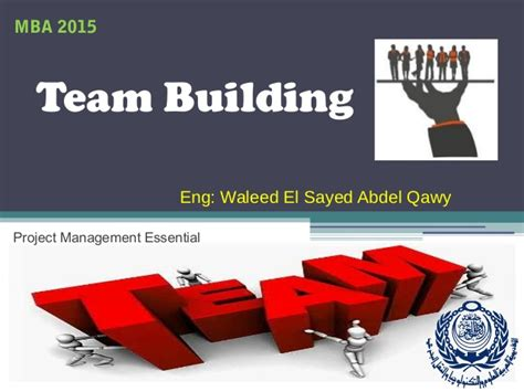 Team Building Mba Books by Team Building Mba