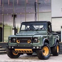 these custom land rover defenders are absolutely