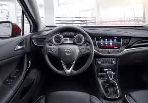 Opel Astra Interior Opel Astra Sports Tourer 2016 Interior Car Wallpaper