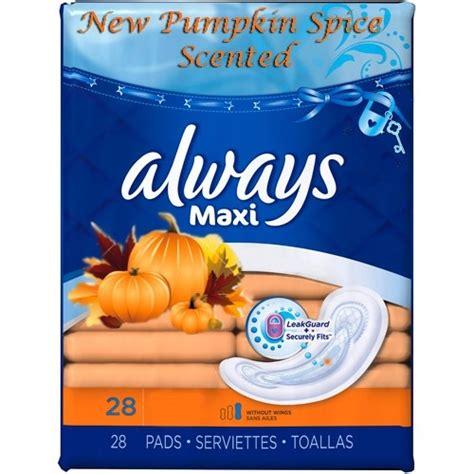 Maxi Pad Meme - pumpkin spice maxi pads southern maryland community forums