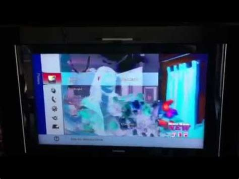 samsung tv color problems samsung lcd ln40a530p1f negative picture problem