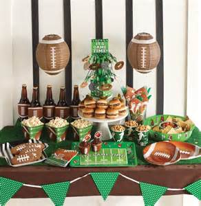 fussball dekoration brilliant ideas for 2015 bowl decorations