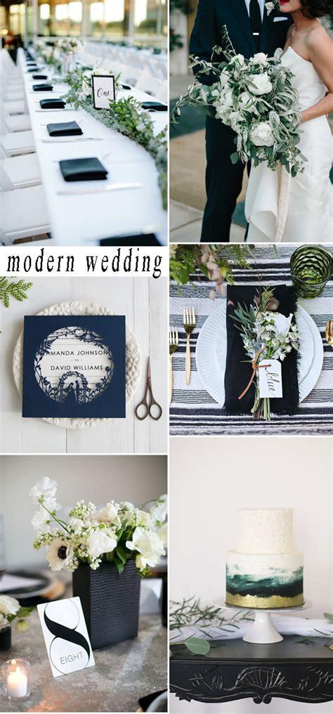 top 7 wedding themes trends for 2017 stylish wedd