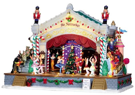 lemax nutcracker opera house 17 best images about mini houses on houses spin and phantom opera