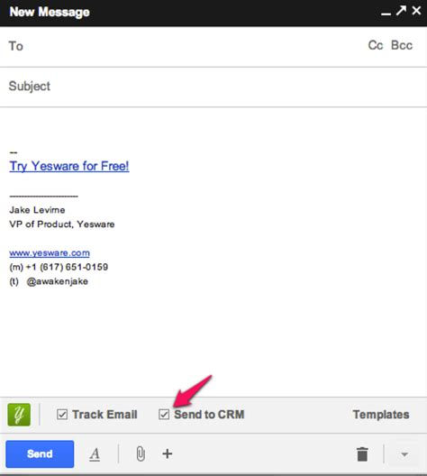 how does yesware tracking work yesware blog yesware blog send to crm yesware blog yesware blog