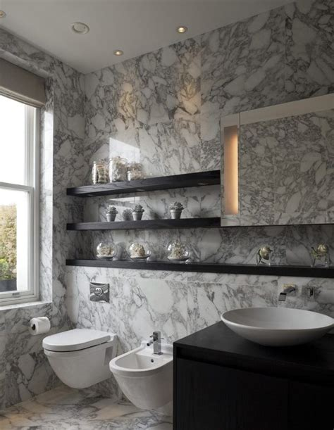 best 25 glamorous bathroom ideas on marble