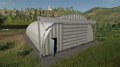 placeable quonset shed   fs mods