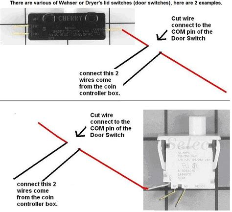 amana clothes dryer wiring diagram