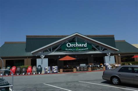 osh orchard supply hardware milpitas california