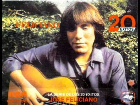 mesita de noche jose feliciano noche de ronda by jose feliciano on 1968 rca victor youtube
