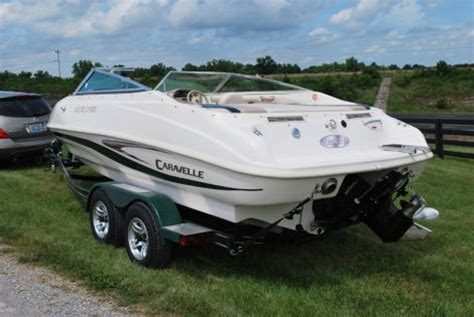 boat carpet lexington ky 1999 caravelle 232 interceptor power boat for sale in