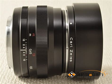 Carl Zeiss Planar T 50mm F14 Ze Mount Canon carl zeiss planar t 50mm f1 4 ze