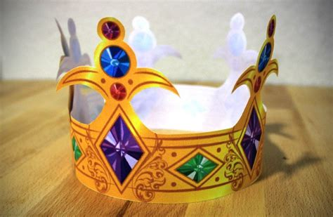 crown crafts for crafts and activities the royal crown