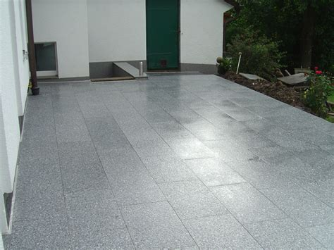 terrasse granit portfolio r 252 diger ruhnau