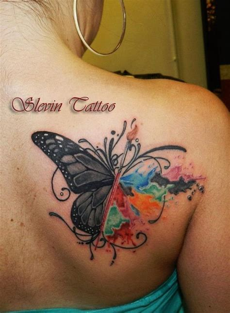 watercolor tattoo no outline 28 best outline watercolor butterfly images on