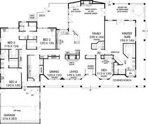 4 Bedroom Ranch Style House Plans by 4 Bedroom Ranch House Plans Memes