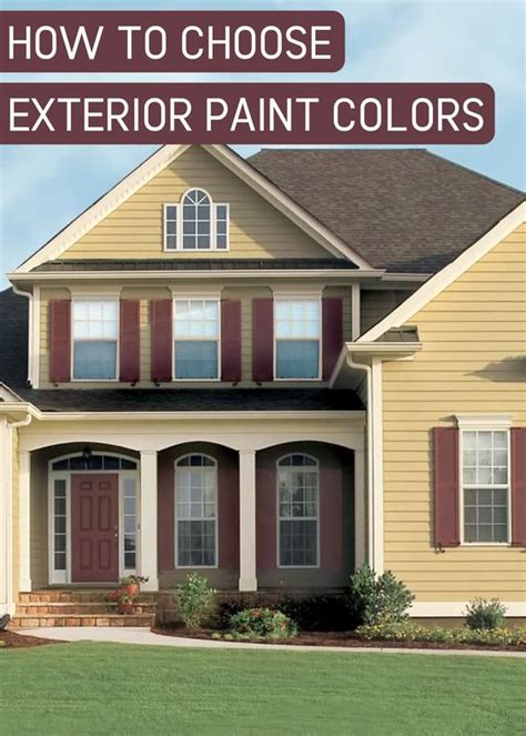 the outside of your home is the place to make a statement and by checking out these behr