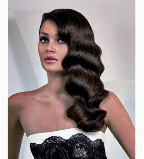 hairstyle from 20s twenties hairstyles for long hair