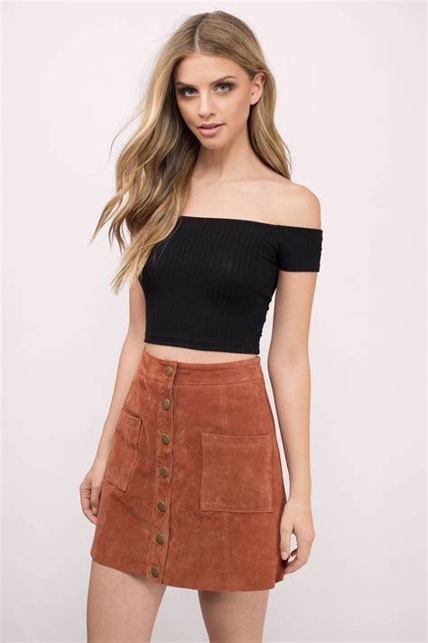 top ideas trendy ideas for summer outfits search quot talk to me black crop top quot on tobi com off the