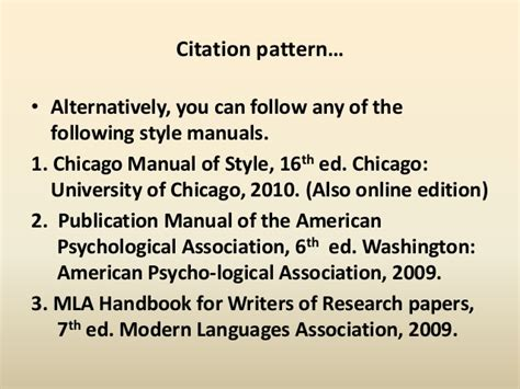 the chicago manual of style 16th edition university of capacity building in the preparation of research report