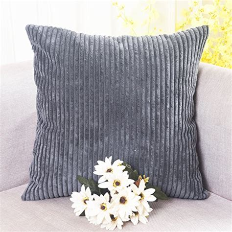soft couch pillows home decor throw pillow case covers 18 x 18 inches soft
