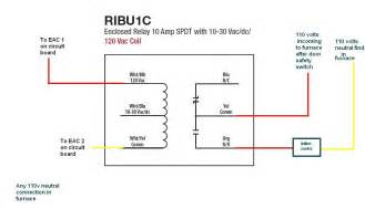 image gallery hvac relay wiring diagram