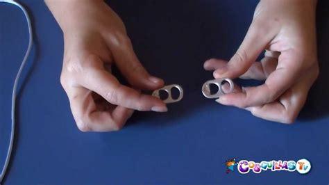 manualidades con materiales de desecho upload share diy manualidades pulseras con chapas de latas reciclaje