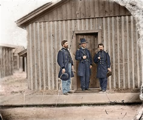 colorized civil war photos amazing american civil war photos turned into glorious