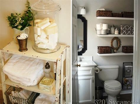 Small Bathroom Storage Ideas Pinterest | cute storage ideas for small apartments theapartment