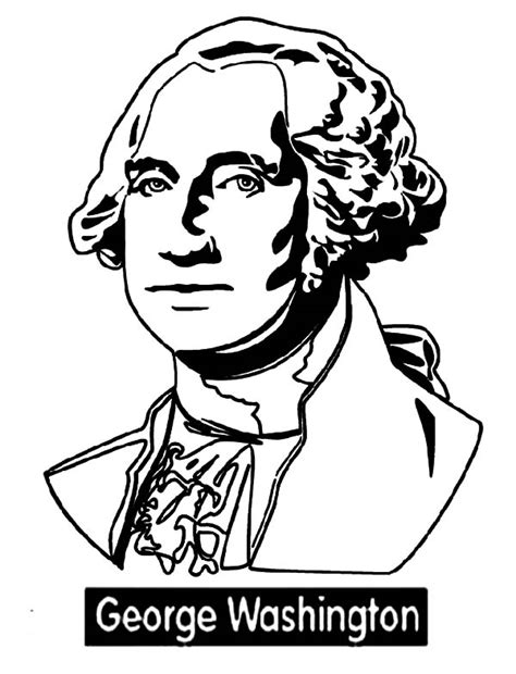 george washington coloring pages best coloring pages for george washington free coloring pages