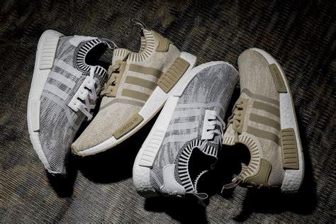 Adidas Nmd R1 Oreo adidas nmd r1 primeknit oreo khaki sneaker bar detroit
