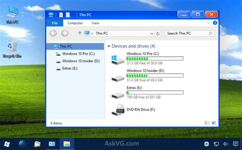 windows xp themes for windows 10 download windows xp vista 7 8 8 1 and longhorn themes