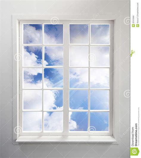 window  sky stock photo image  background